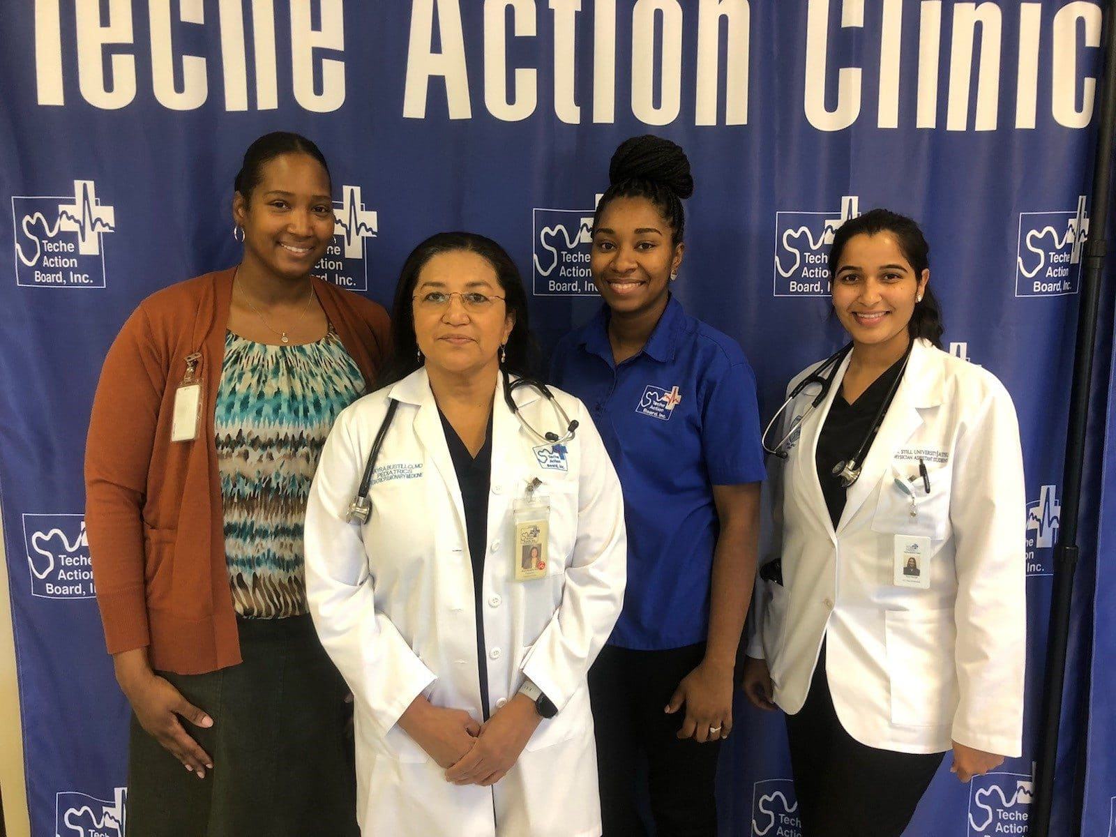 teche action clinic event